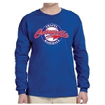 Catonsville Travel Baseball Gildan Adult & Youth 100% Cotton Long Sleeve Tee