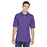 Maryland Mason Grand Lodge Logo Poly/Cotton Pique Polo