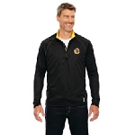 German Society of Maryland North End Men's Radar Quarter-Zip Performance Long-Sleeve Top