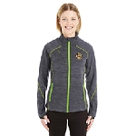 German Society of Maryland North End Women's Flux Mélange Bonded Fleece Jacket