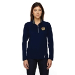German Society of Maryland North End Women's Radar Quarter-Zip Performance Long-Sleeve Top