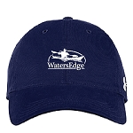 Waters Edge Kayak Club UnderArmour ADULT Unstructured Adjustable Chino Cap