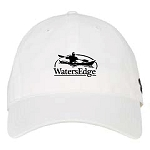 Waters Edge Kayak Club UnderArmour LADIES Unstructured Adjustable Chino Cap
